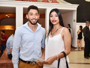13042019 Eduardo Ramírez y Gabriela Briones.