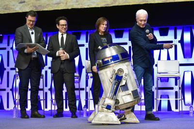 Desde el pasado viernes se llevó a cabo la celebración de Star Wars.