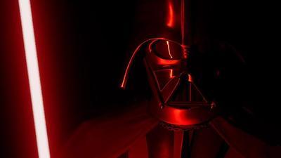 Se realizó la presentación del juego en realidad virutal, Vader Immortal.