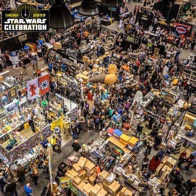 Celebran a Star Wars y presentan próximos lanzamientos