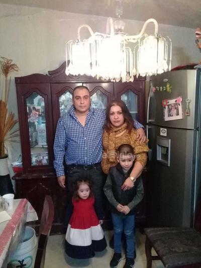 Familia Quiñones Flores.