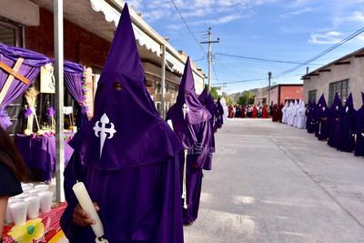 Partió de la parroquia de Santiago Apóstol.