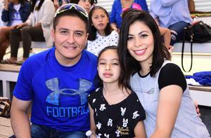 22042019 Miguel, Ana y Regina.