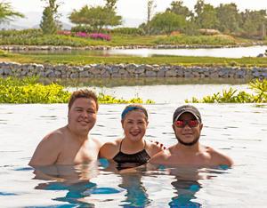 24042019 Valentín, Nora y Jorge.