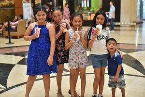 24042019 Ámbar, Luisa, Alexis, Jessica y Pedro.