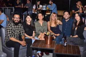 25042019 Emmanuel, Jessica, Anahid, Aidé, Rodolfo y Abril.