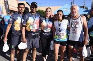 25042019 Juan Carlos, César, Conchis, Paty y Gerardo.