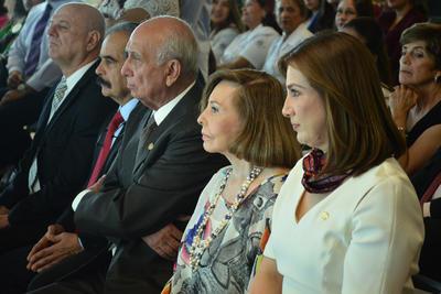 En sesión solemne realizada en punto de las 11:00 horas, el pleno del cabildo y el alcalde Jorge Zermeño, realizaron la entrega de las llaves a la activista.