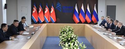 Kim y Putin exhiben ante el mundo sintonía personal