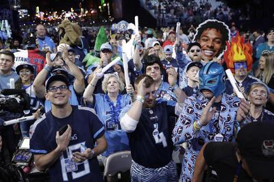 La NFL celebra su DRAFT para la próxima temporada