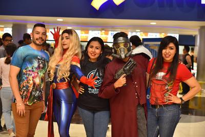 'Capitana Marvel' sorprende a los laguneros
