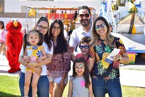 26042019 Maricela, Paola, Consuelo, Mario, Jorge, Antonella y Paula.