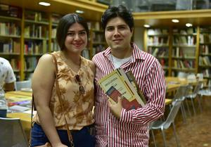 26042019 Sofía Delgado y Said Zárate.