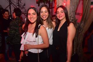 Angélica, Aranza y Marifer