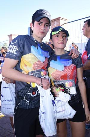 Jacobo y Natalia