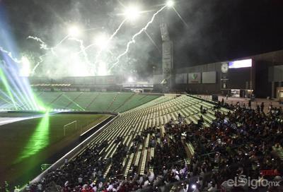 Arranca la fiesta en la Copa Santos Peñoles