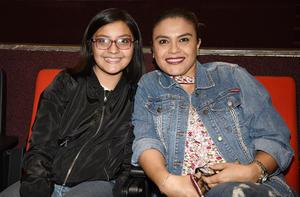Norma Vázquez y Danna Cortez