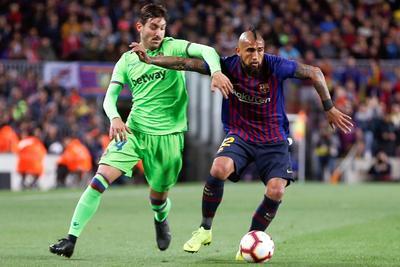 Barcelona se corona campeón de LaLiga de España