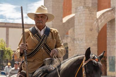 Llegaron desde hace 500 años, por lo que los caballos son parte de la historia de México.