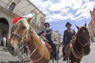 Los caballos han estado presentes en los distintos capítulos de la historia del país, acompañando a los grandes personajes en sus travesías.