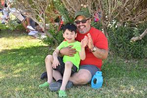 29042019 FIESTA DE PASCUA.  Adalberto y Santiago.