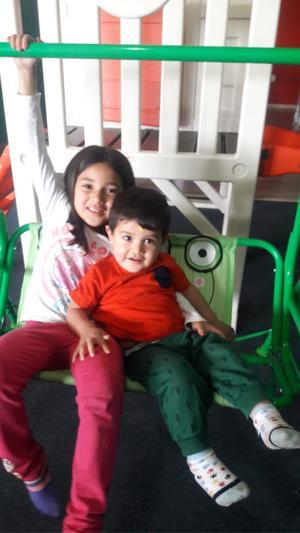 30042019 Ángela y Richi Martínez.