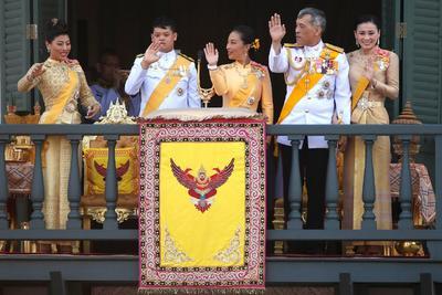 Fue el tercer y último día de actos con motivo de la coronación.
