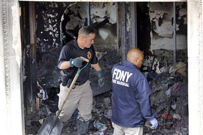 Autoridades expresaron sus condolencias.