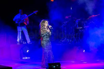 La primera presentación como solista estuvo a cargo de Rocío.