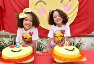 Fabianna y Luanna