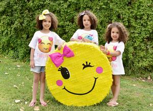 Fabianna, Luanna y Valentina