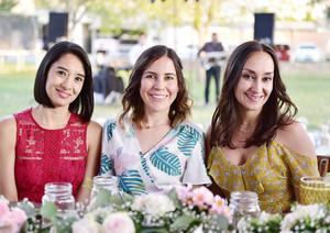 Karla, Maru y Deneb