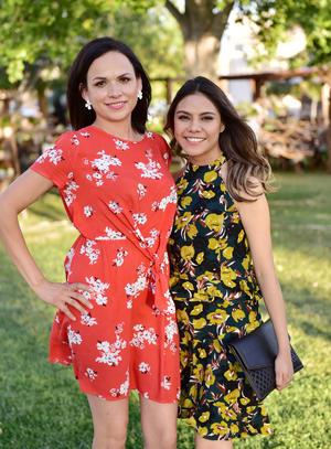 Katia y Ana Luisa