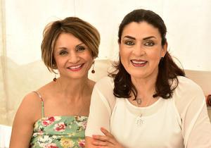Lupita Gómez y Lupita García
