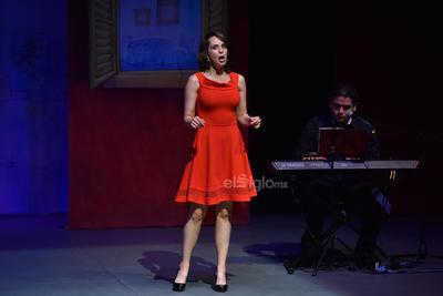 José Terrazas dijo a este diario que le encanta Irán, aunque más en su faceta de cantante.