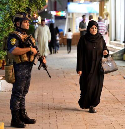 El mes sagrado musulmán de Ramadán se vive de forma especial en Irak.