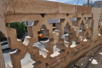 Los materiales que se han retirado serán destinados a un espacio museográfico dentro de la Casa, que se entregará a Torreón para ser utilizada como centro cultural, de puertas abiertas a la ciudadanía.