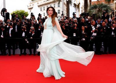 La actriz francesa Frédérique Bel.