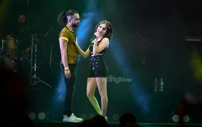 Erick Sotomayor Ruiz  Karol Sevilla Coliseo 2019