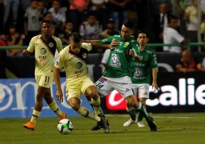'Hay que felicitar al León, hizo un gran torneo y está haciendo una buena liguilla, creo que nosotros fuimos superiores, pero no concretamos las llegadas y ahora hay que planear lo que viene' dijo el entrenador del América, Miguel Herrera.