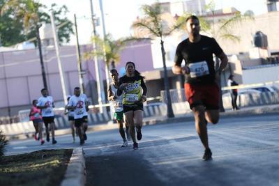 En el Medio Maratón los ganadores fueron Caroline Jebiwot en la rama femenil y Nickson Cherutich.