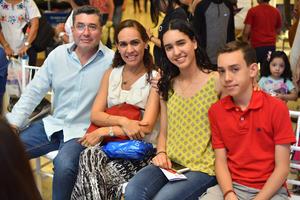 21052019 Fito, Nucy, Paulina y Rudy.