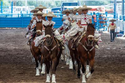 En tanto que Hacienda El Rosario, de Coahuila tomó la tercera posición con 344 puntos.