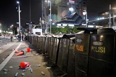 Alerta por disturbios en Indonesia tras victoria de Widodo