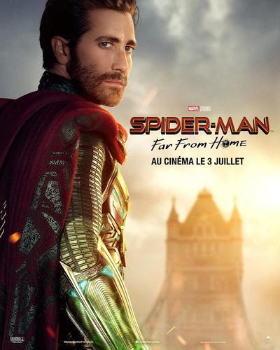 Jake Gyllenhaal es 'Mysterio'.