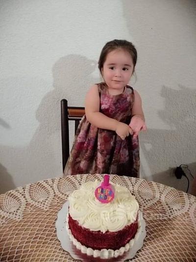 Cumpleaños de Victoria.