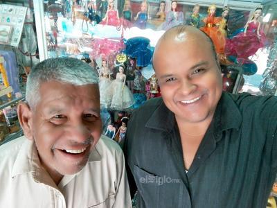 Refugio Ramos y Alejandro González