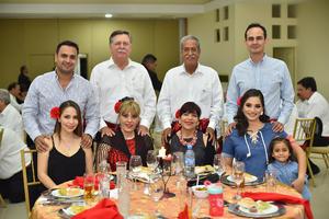 23052019 AL ESTILO FLAMENCO.  Rotarios disfrutaron de una grata celebración.