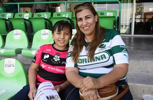23052019 SANTISTAS.  Patricia y Ana Sofía.