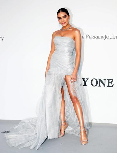 La modelo estadounidense Olivia Culpo.